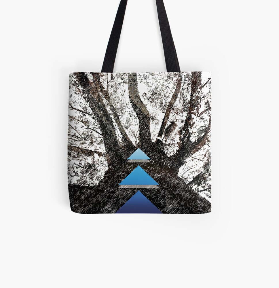 Elevation All Over Print Tote Bag