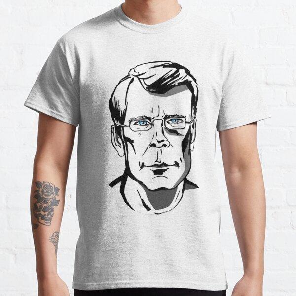 Stephen k Close Up Classic T-Shirt