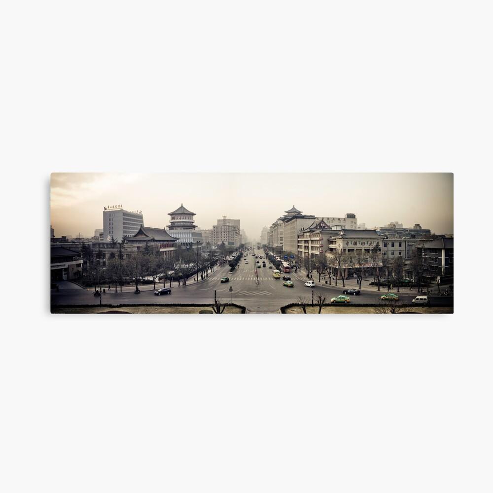 Xi'an Canvas Print
