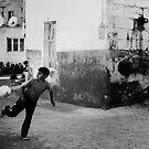 Soccer In The Street by Josh Wentz