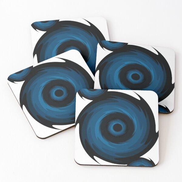 Blackhole Coasters (Set of 4)