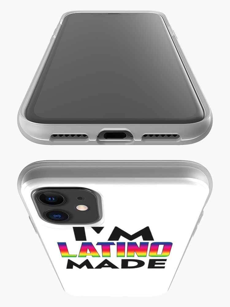 Alternate view of Latino Made iPhone Case & Cover