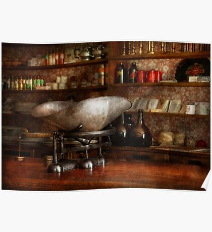 Americana - Store - A place for everything  Poster