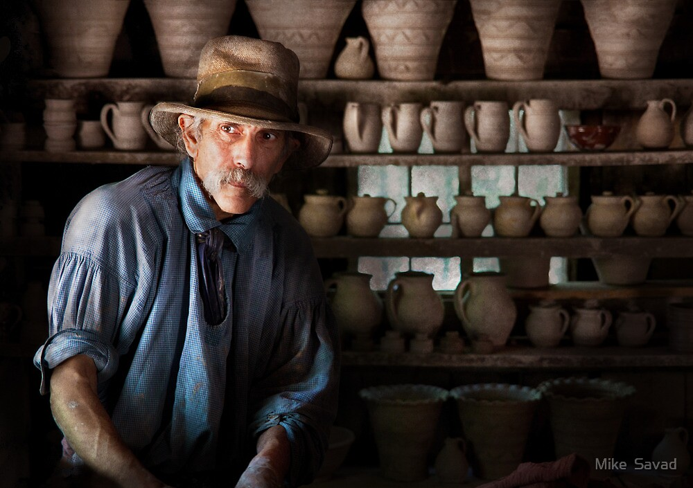 Potter - The Potter by Michael Savad