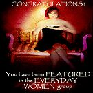Everyday Women Feature banner by Geraldine (Gezza) Maddrell