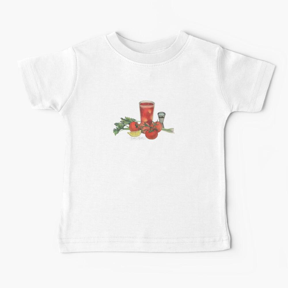 bloody mary recipe Baby T-Shirt