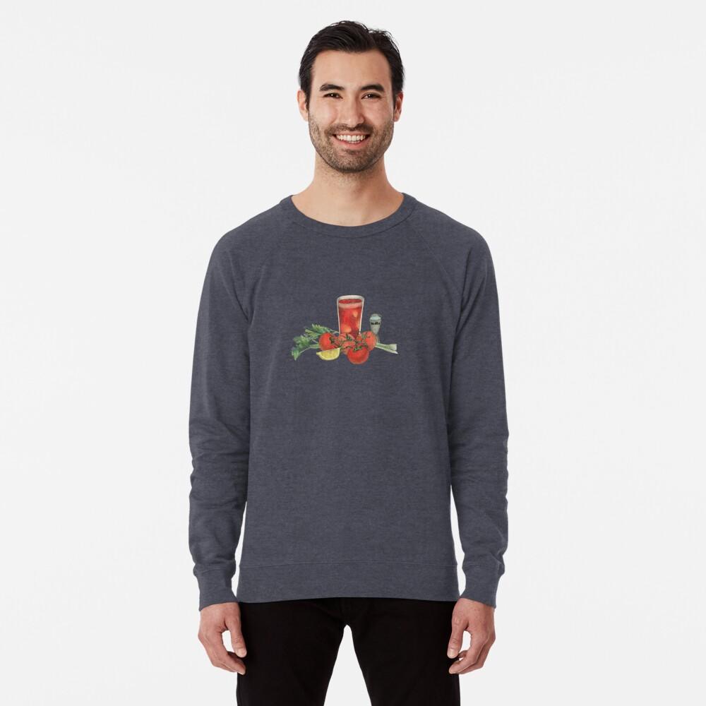 bloody mary recipe Lightweight Sweatshirt