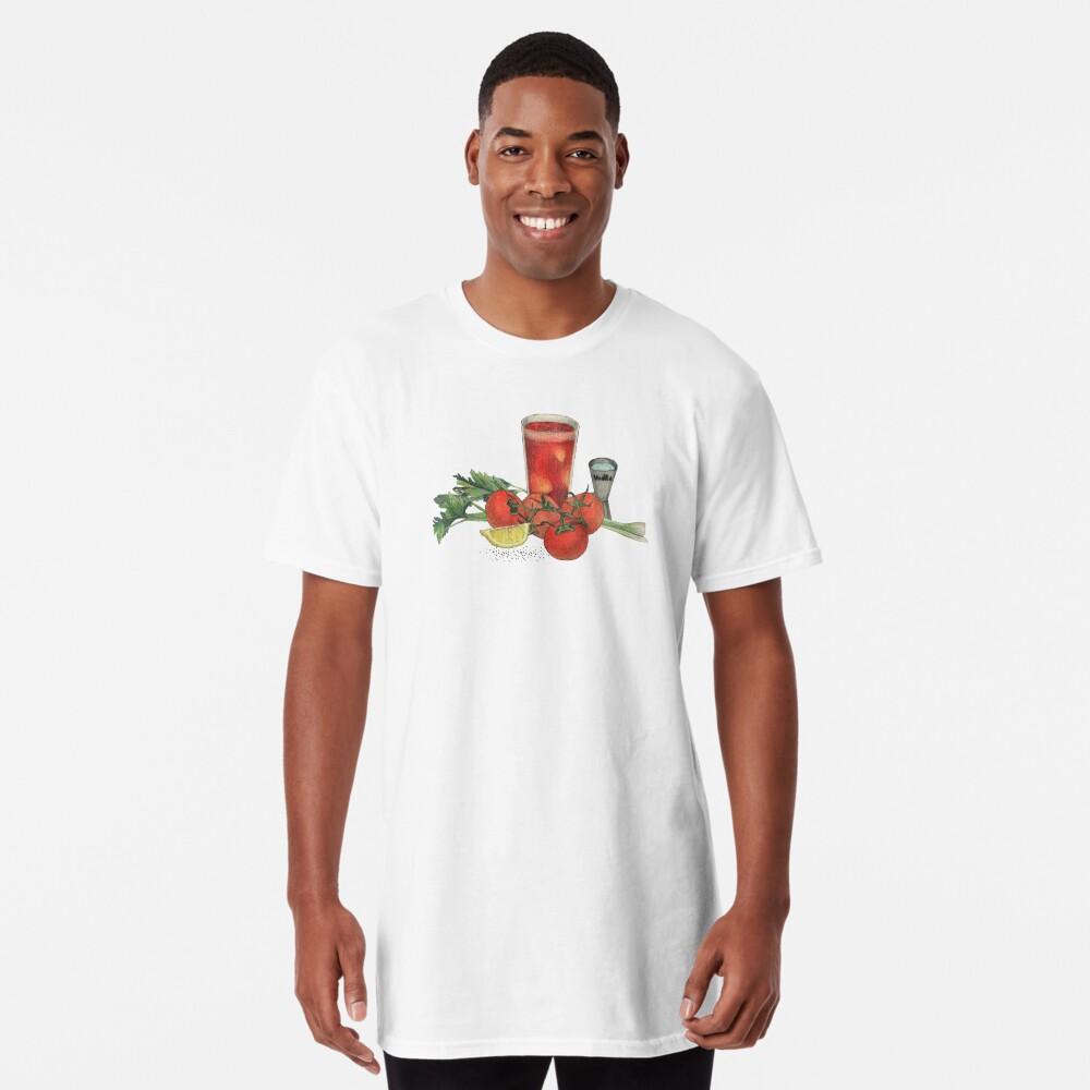 bloody mary recipe Long T-Shirt