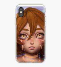 Archaic Girl iPhone Case