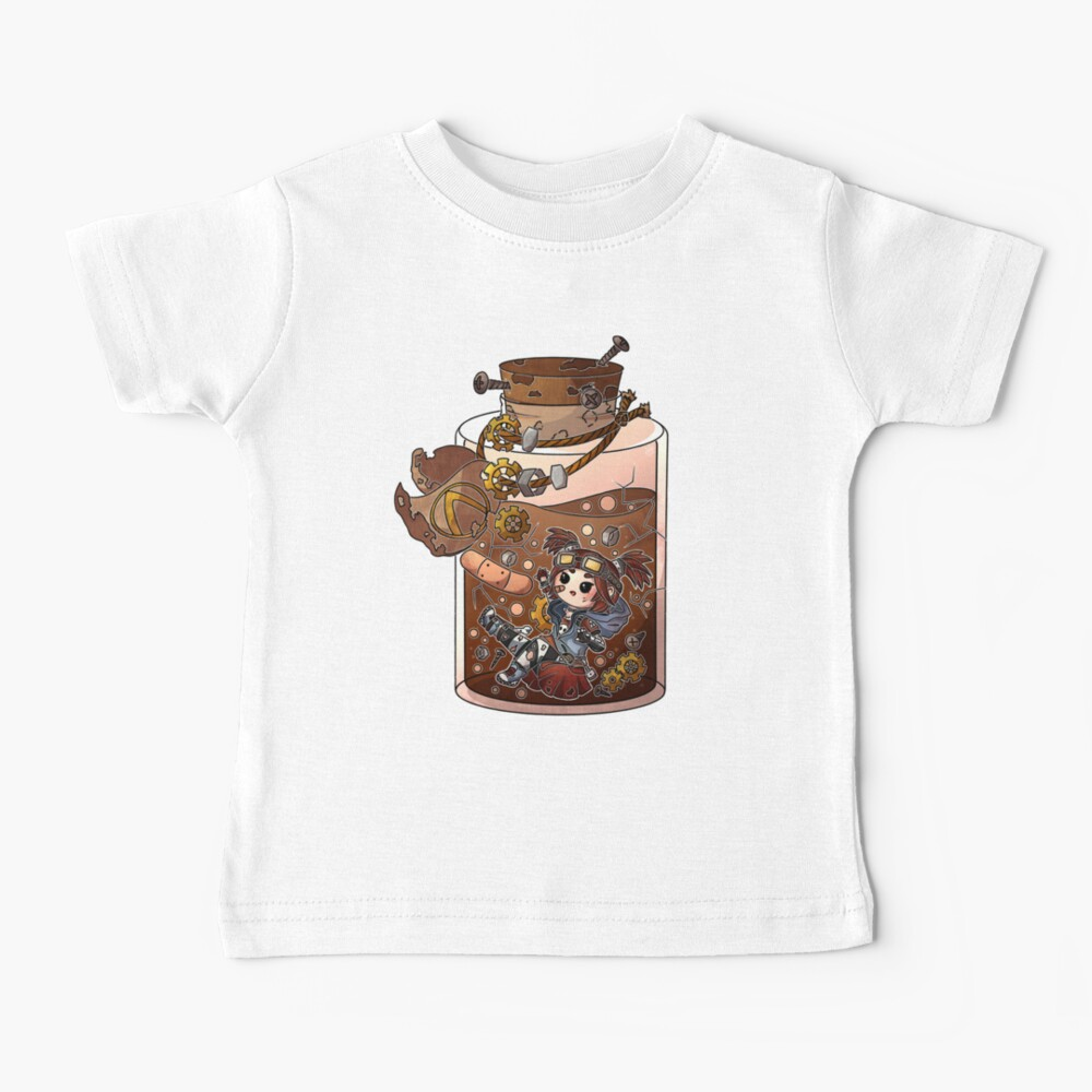 Gaige Potion Bottle Baby T-Shirt