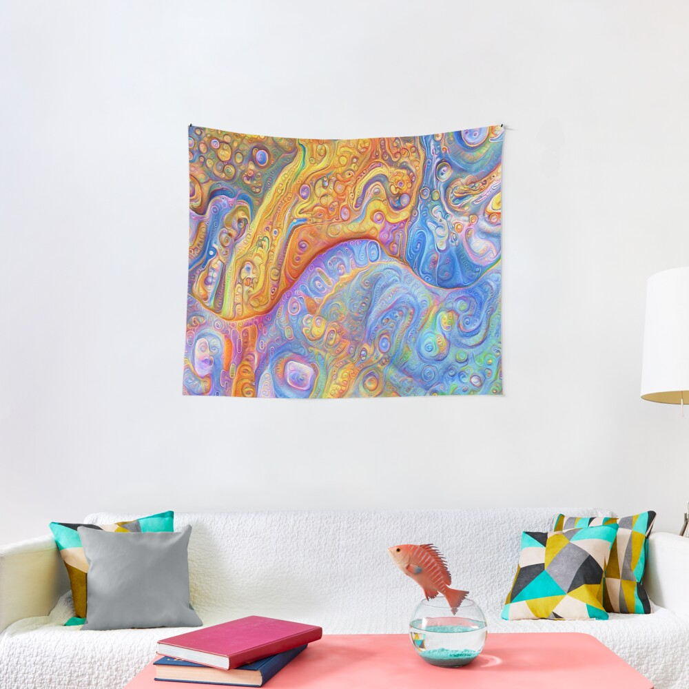 Abstraction #A Tapestry