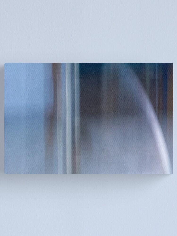 Alternate view of B Rack I Canvas Print