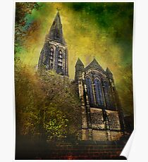 St Margaret's Church, Horsforth. Poster