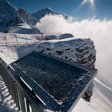 Winter on Männlichen by mhowellsmead