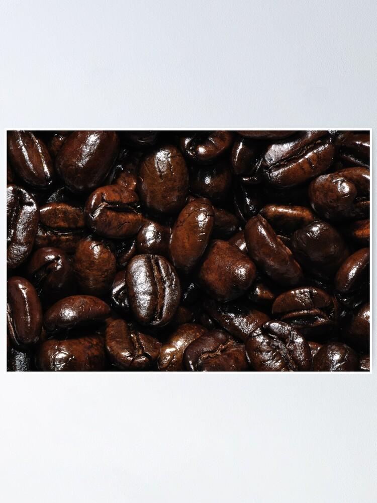 Alternate view of Dark Roast Coffee Poster