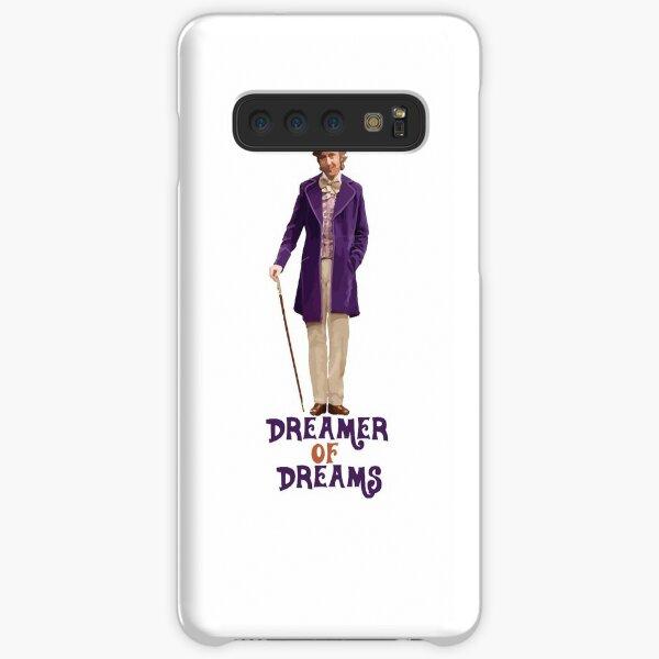 Willy Wonka - Dreamer of Dreams Samsung Galaxy Snap Case