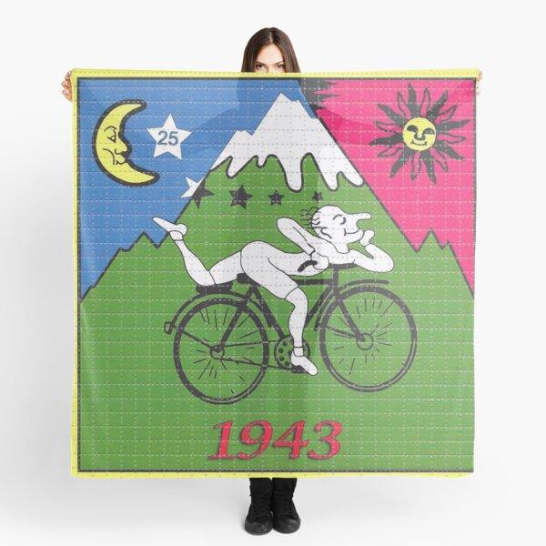 LSD - 1943 Albert Hofmann Scarf