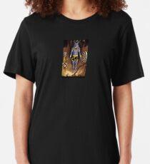 Anubis Emerges Slim Fit T-Shirt