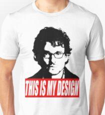 THIS IS MY DESIGN - Hannibal Unisex T-Shirt