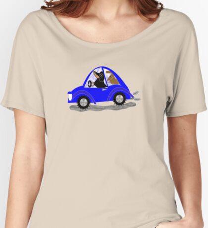 Dachswagon  Women's Relaxed Fit T-Shirt
