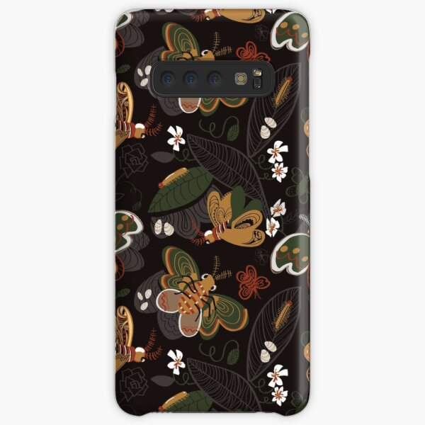 Moths Samsung Galaxy Snap Case