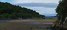 Low Tide at Crinan Ferry by WatscapePhoto
