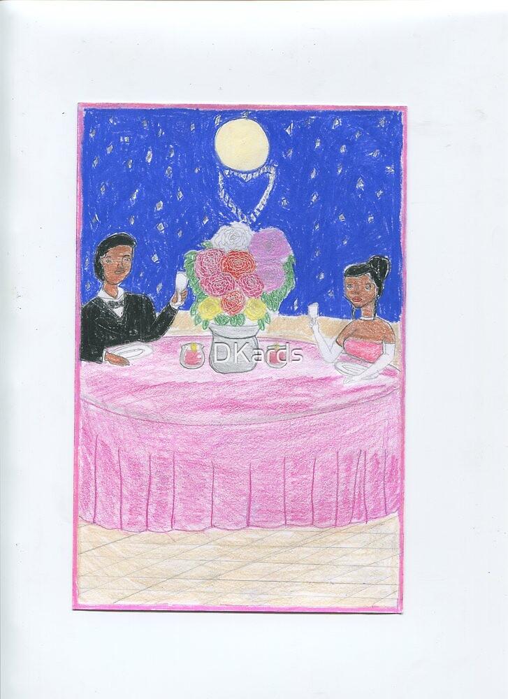 Valentine's Day Dinner by DKards
