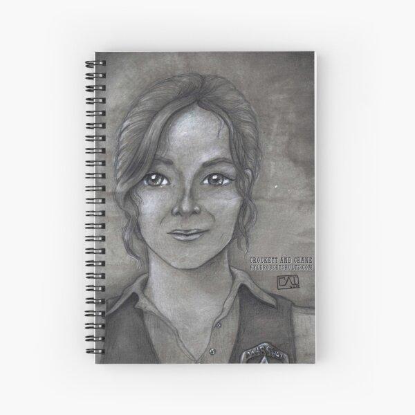 Amy's Better Qualities Spiral Notebook