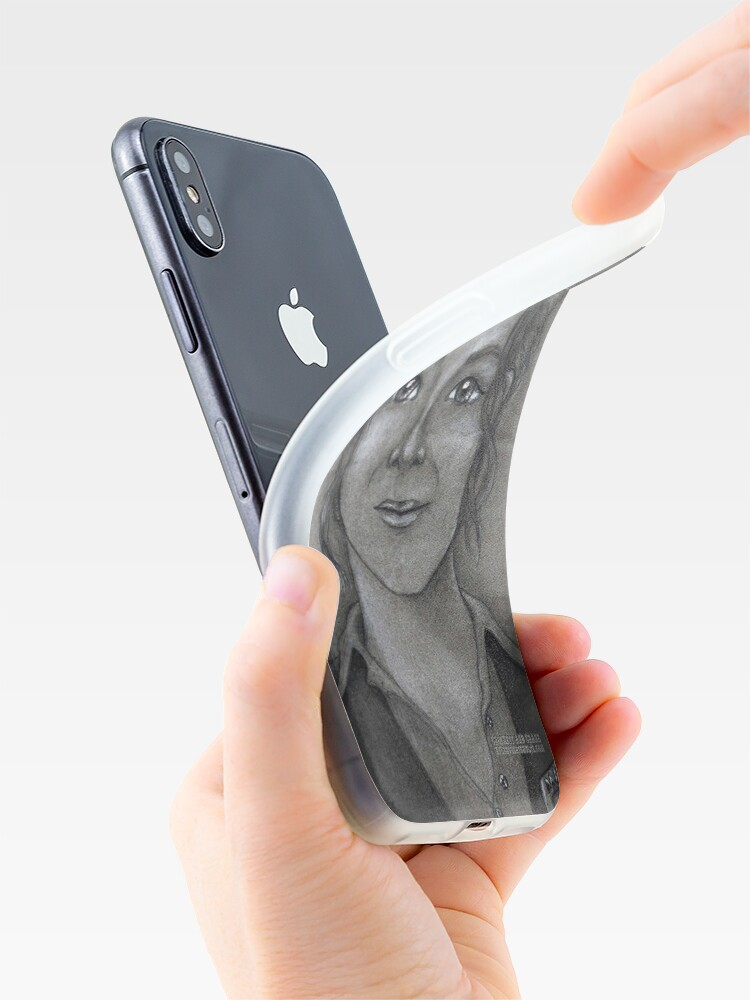Alternate view of Amy's Better Qualities iPhone Case & Cover