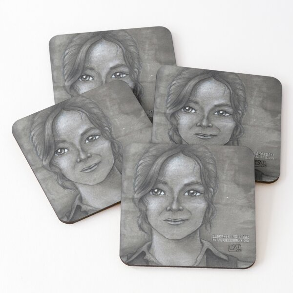 Amy's Better Qualities Coasters (Set of 4)