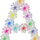 Buchstabe A aus Blumen, floral, Kosmee Blüten von rhnaturestyles