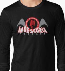 Large Mic Logo Long Sleeve T-Shirt