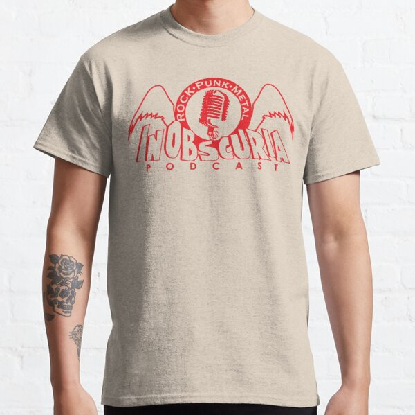 InObscuria Red Wings Logo Classic T-Shirt