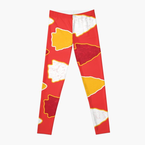 Arrowhead KC Football Kansas City Vintage Kc football Kingdom Kansas city Pro Gear Leggings