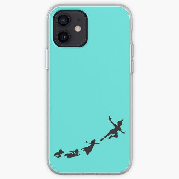 Peter Pan Funda blanda para iPhone
