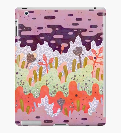 Crystal Forest iPad Case/Skin