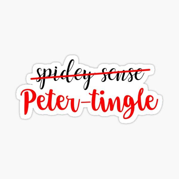 Peter tingle Sticker