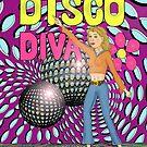 Disco Diva by DarkRubyMoon