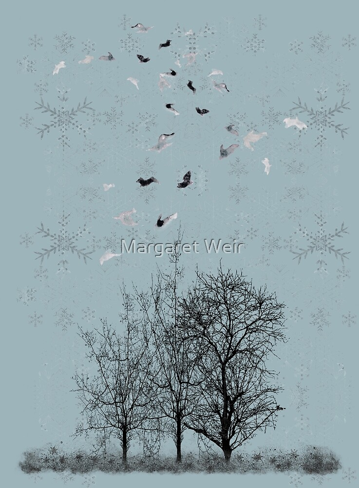 Snowflakes in the Air by Margaret Weir