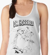 Dr. Horrible's Sing-Along Redbubble Women's Tank Top