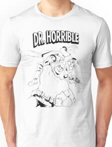 Dr. Horrible's Sing-Along Redbubble Unisex T-Shirt