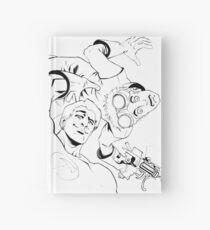 Dr. Horrible's Sing-Along Redbubble Hardcover Journal