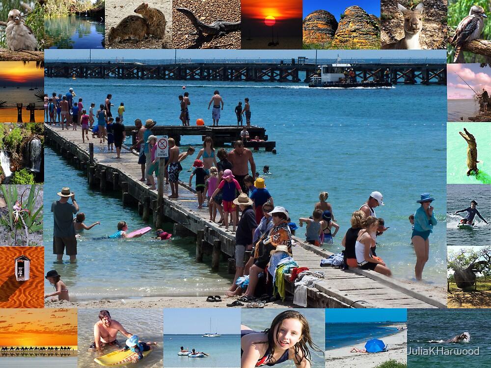 Australia Day by JuliaKHarwood