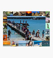 Australia Day Photographic Print