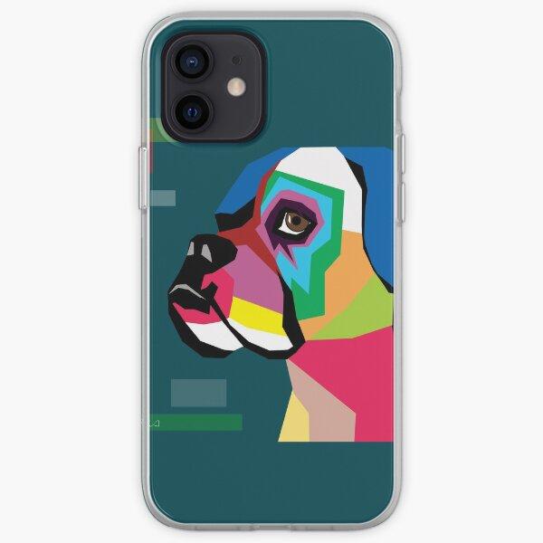 boxer  iPhone Soft Case