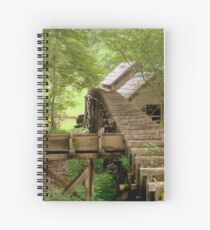 Deep in the Woods.......^ Spiral Notebook