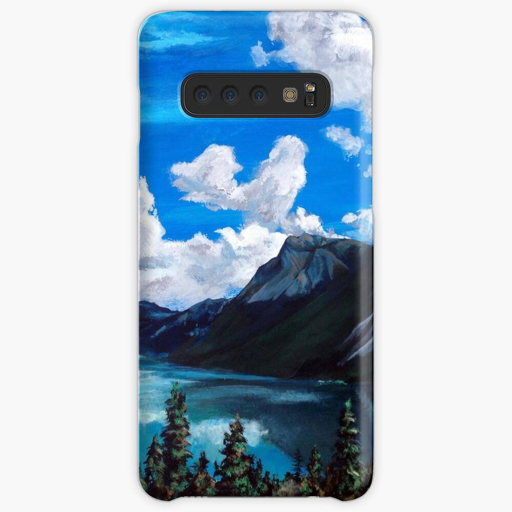 Bob Rossy Peaceful Landscape Painting Cases & Skins for Samsung Galaxy