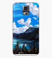 Bob Rossy Peaceful Landscape Painting Case/Skin for Samsung Galaxy