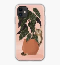 tiger at heart iPhone Case