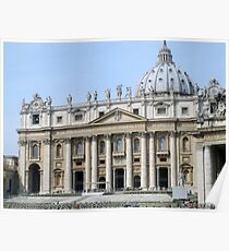 St. Peters Cathedral Poster